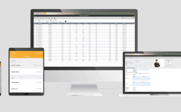 Software de gestión interna para marcajes